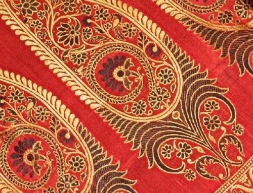 History of a weave – Baluchari Sarees